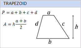 Trapezoid Area Calculator